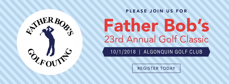 Father Bob's 23rd Annual Golf Classic